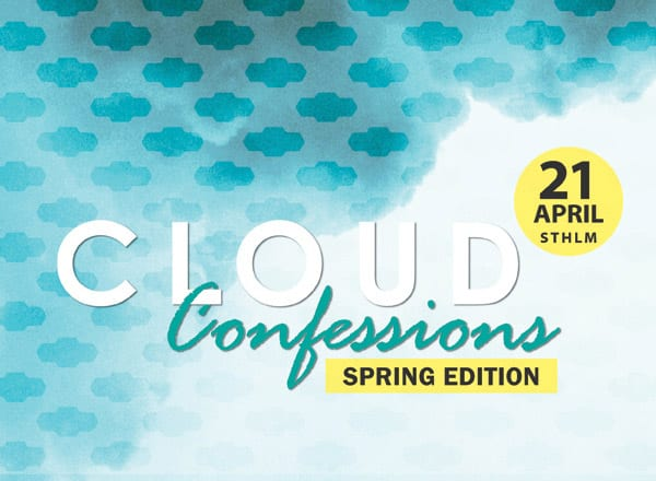 Cloud Confessions Spring Edition