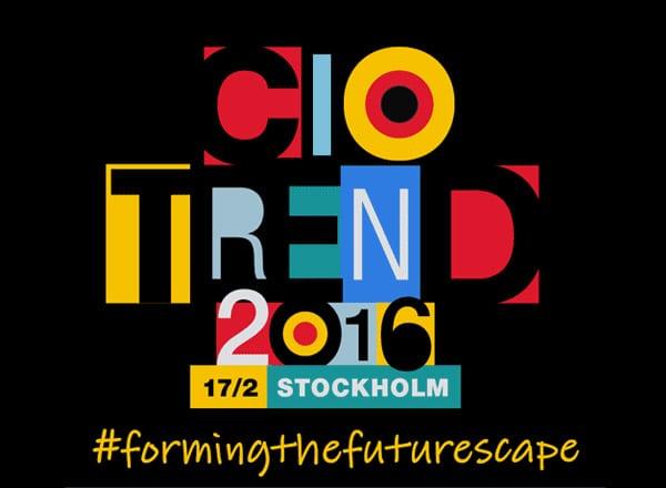 CIO Trend 2016