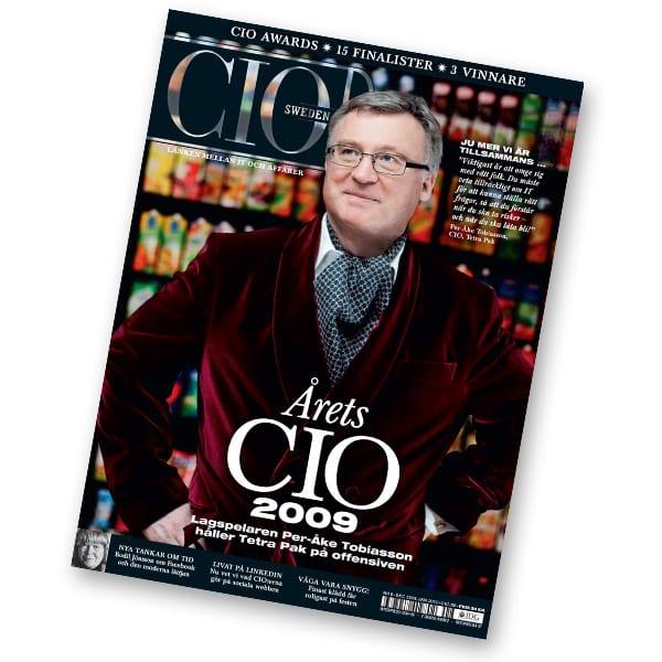 CIO Sweden 8/2009