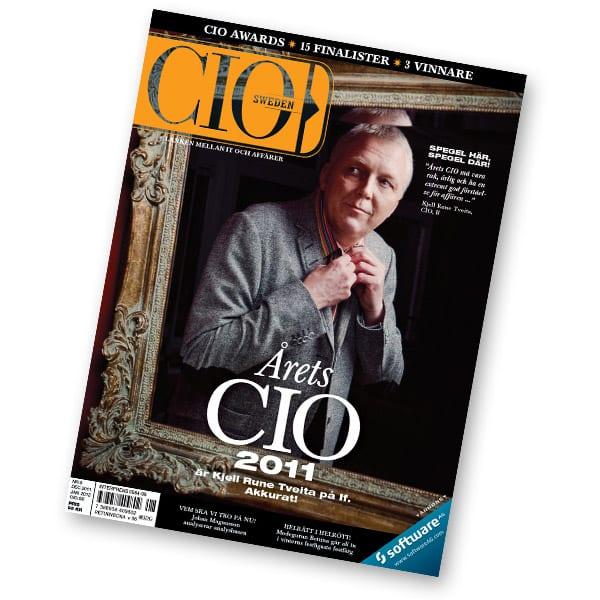 CIO Sweden 8/2011
