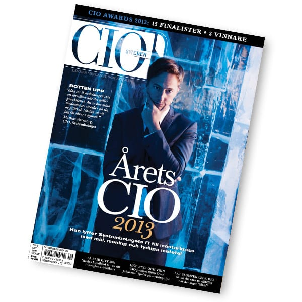 CIO Sweden 9/2013