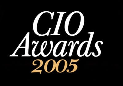 CIO Awards 2005