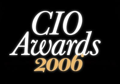 CIO Awards 2006