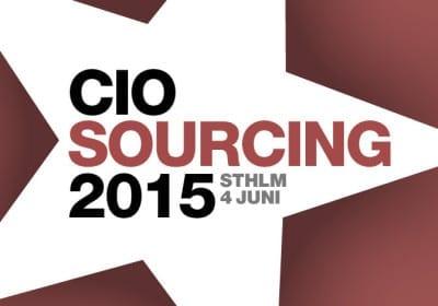 CIO Sourcing 2015