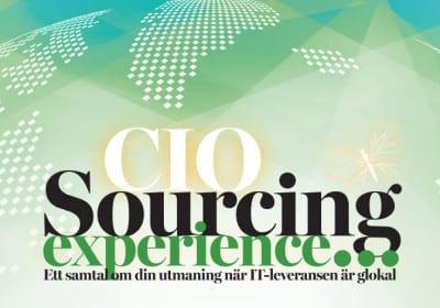 CIO Sourcing Experiecen 2014
