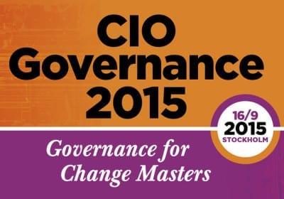 CIO Governance 2015