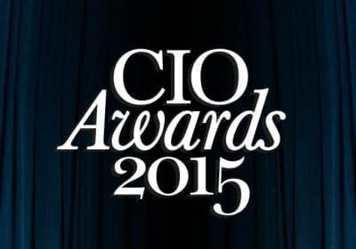 CIO Awards 2015