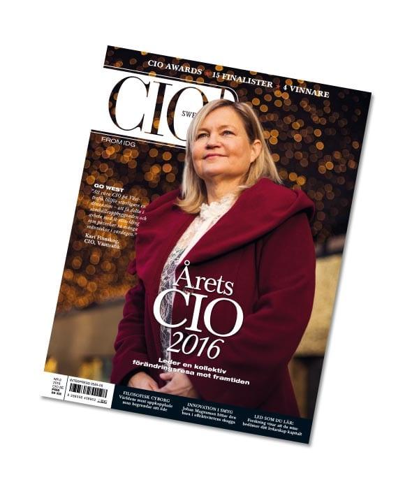 CIO Sweden 2016-08